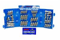 Engine Bolts & Fasteners - Engine Fastener Kits - ARP - ARP BB Chevy Stainless Steel Complete Engine Fastener Kit - 6 Point