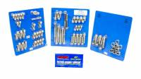 Engine Bolts & Fasteners - Engine Fastener Kits - ARP - ARP BB Chrysler Stainless Steel Complete Engine Fastener Kit - 12 Point