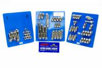 Engine Bolts & Fasteners - Engine Fastener Kits - ARP - ARP BB Chrysler Stainless Steel Complete Engine Fastener Kit - 6 Point