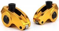 Comp Cams - COMP Cams SB Chevy Ultra Gold Rocker Arm - 1.5 Ratio 7/16 Stud - Image 2