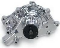 Edelbrock - Edelbrock Victor Series Water Pump - Polished Aluminum - Image 2