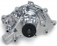 Edelbrock - Edelbrock Victor Series Water Pump - Polished Aluminum - Image 3