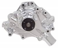 Water Pumps - Small Block Ford Water Pumps - Edelbrock - Edelbrock Victor Series Water Pump - Polished Aluminum
