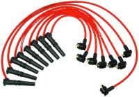 Spark Plug Wires - Ford Racing Spark Plug Wires - Ford Racing - Ford Racing 4.6L 2V Red Spark Plug Wires
