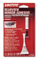 Adhesives - Rear View Mirror Adhesive - Loctite - Loctite Rearview Mirror Adhesive Kit