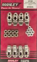 Rocker Arms - Stamped Steel Rocker Arms - SB Chevy - Manley Performance - Manley SB Chevy Long Slot Rocker (8)
