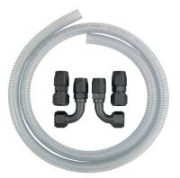 Special Purpose Fitting and Adapters - Vacuum Pump Plumbing Kits - Moroso Performance Products - Moroso Vacuum Pump Line Kit