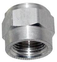 "Moroso Performance Products - Moroso 3/8""NPT Female Weld-On Bung - Aluminum - Image 2"