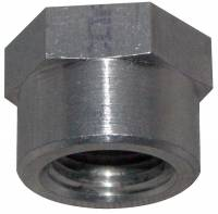 "Aluminum Weld-In Fittings - Female AN Aluminum Weld-In Fittings - Moroso Performance Products - Moroso 1/2""NPT Female Weld-On Bung"