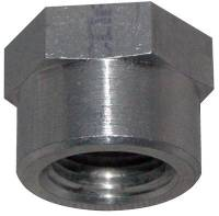 """Moroso Performance Products - Moroso 1/2""""NPT Female Weld-On Bung - Image 2"""