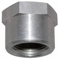"Aluminum Weld-In Fittings - Female AN Aluminum Weld-In Fittings - Moroso Performance Products - Moroso 3/4""NPT Female Weld-On Bung"