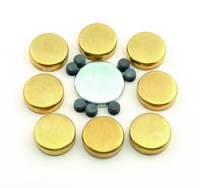 Mr. Gasket - Mr. Gasket Brass Freeze Plug Kit - For Positive Seal Use Teflon Tape Or Pro Pipe Sealant - Image 2