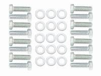 Chevrolet 2500/3500 - Chevrolet 2500/3500 Fasteners - Mr. Gasket - Mr. Gasket Intake Manifold Bolts - Hex Head