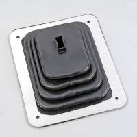 Mr. Gasket - Mr. Gasket Shifter Boot - Includes Trim Ring / Mounting Screws - Image 3
