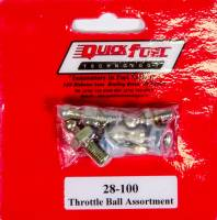 Quick Fuel Technology - Quick Fuel Technology Throttle Ball Assortment - Image 1