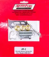 Quick Fuel Technology - Quick Fuel Technology Throttle Return Spring Kit For 4500 HP Style - Image 1