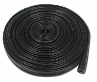 "Thermo-Tec - Thermo-Tec Black Sleeving Plug/Ignition Wire High Temp 3/8""x25"