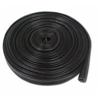 """Thermo-Tec - Thermo-Tec Black Sleeving Plug/Ignition Wire High Temp 3/8""""x25 - Image 4"""