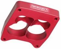Air & Fuel System - Hamburger's Performance Products - Hamburgers Torque-Flow Carburetor Spacer - Quadrajet
