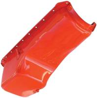 BB Chevy Oil Pans - BB Chevy Stock Replacement Oil Pans - Trans-Dapt Performance - Trans-Dapt Oil Pan - OEM - 4 Qt. Capacity