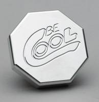 Be Cool - Be Cool Billet Radiator Cap - Natural Finish - Octagon - Image 3