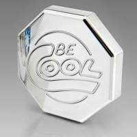 Be Cool - Be Cool Billet Radiator Cap - Polished Finish - Octagon - Image 3
