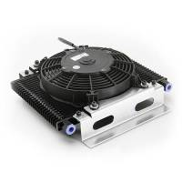 Be Cool - Be Cool Transmission Cooler Module w/Electric Puller Fan - Image 3