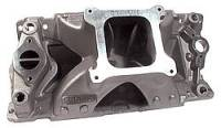 BRODIX - Brodix Cylinder Heads SB Chevy High Velocity Intake Manifold - 4150 Dual Pln - Image 2