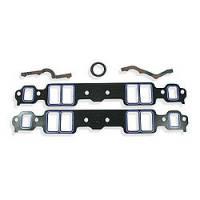 Intake Manifold Gaskets - Intake Manifold Gaskets - SB Chevy - BRODIX - Brodix Cylinder Heads Intake Gasket Set - SB Chevy (Pair)