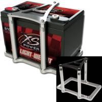 Billet Specialties - Billet Specialties Battery Mount - Black - XS Power - Image 3
