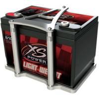 Billet Specialties - Billet Specialties Battery Mount - Polished - XS Power - Image 2