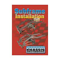 Books, Video & Software - Chassis Engineering - Chassis Engineering Sub-Frame Installation Video