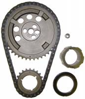 Timing Chains - Timing Chains - SB Chevy - Cloyes - Cloyes Hex-A-Just True Roller Timing Set - GM LS 2006