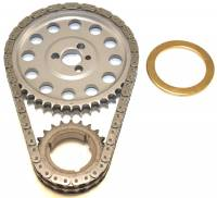 Timing Chains - Timing Chains - SB Chevy - Cloyes - Cloyes Billet True Roller Timing Set - SB Chevy w/BB Chevy Snout