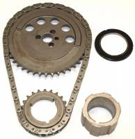 Timing Chains - Timing Chains - SB Chevy - Cloyes - Cloyes Billet True Roller Timing Set - GM LS 97-05