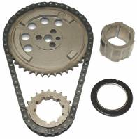 Timing Chains - Timing Chains - SB Chevy - Cloyes - Cloyes Billet True Roller Timing Set - GM LS2 2006