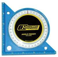 Measuring Tools & Levels - Angle Finders & Levels - Competition Engineering - Competition Engineering Professional Angle Finder and Level