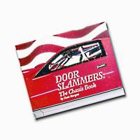Books, Video & Software - Chassis & Suspension Books - Comp Cams - COMP Cams Door Slammer Chassis Guide