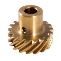 "Distributor Gears - Bronze Distributor Gears - Crane Cams - Crane Cams Distributor Gear Bronze .484"" BB Chrysler 383 440"