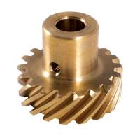 "Crane Cams - Crane Cams Distributor Gear Bronze .484"" BB Chrysler 383 440 - Image 2"