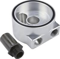 CVR Performance Products - CVR Performance Billet Aluminum Sandwich Oil Filter Mount Ford V8 - Image 3