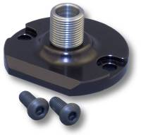 Engine Components - CVR Performance Products - CVR Performance Billet Aluminum Spin-On Filter Mount