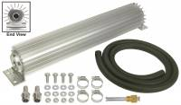 "Drivetrain - Derale Performance - Derale 1 Pass 15"" Heat Sink Transmission Cooler Kit"