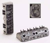 Cast Iron Cylinder Heads - SB Chevy - Dart Cast Iron Cylinder Heads - SBC - Dart Machinery - Dart SB Chevy 200cc I/E Platinum Head 64cc S/P 2.02/1.60