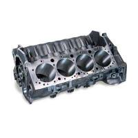 Cast Iron Engine Blocks - Cast Iron Engine Blocks - SB Chevy - Dart Machinery - Dart SB Chevy Little M Iron Block 9.025 4.000/350