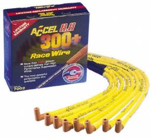 Spark Plug Wires - Accel Spark Plug Wires - Accel 8.8mm 300+ Race Wires