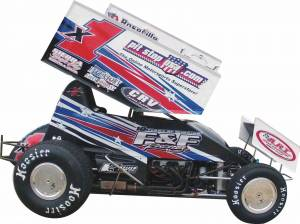 Body & Exterior - Sprint Car