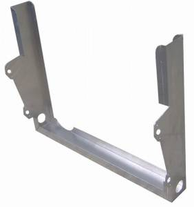 Body & Exterior - Sprint Car - Sprint Car Radiator Supports