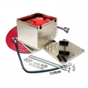Ignition & Electrical System - Batteries and Components - Battery Relocation Kits