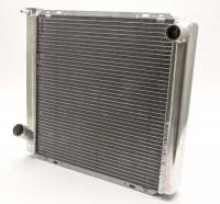 "AFCO Radiators - AFCO Ford Style Radiators - AFCO Racing Products - AFCO Standard Aluminum Radiator - 19"" x 22"" x 3"" - Ford"